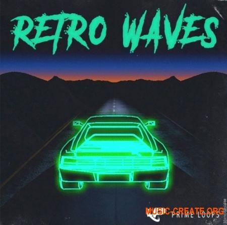 Prime Loops Retro Waves (WAV MIDI) - звуки 80-х