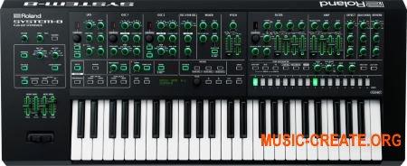 Roland SYSTEM-8 v1.3.3 (Team R2R) - виртуальный синтезатор