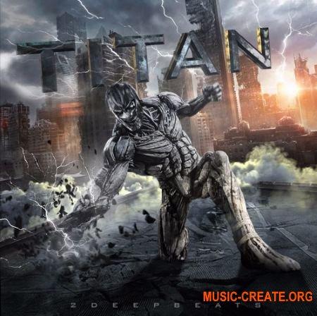 2DEEP Titan (WAV) - сэмплы Trap