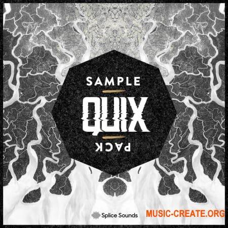 Splice Sounds QUIX Sample Pack (WAV NMSV) - сэмплы Trap