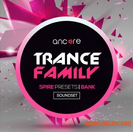 Ancore Sounds Trance Family (Spire presets)