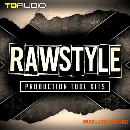 Industrial Strength Raw Style Production Tool Kits (WAV MiDi SYLENTH1 MASSiVE) - сэмплы Hard Dance, Hardstyle