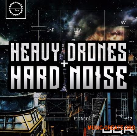 Industrial Strength Heavy Drones and Hard Noise (MULTiFORMAT) - сэмплы Electronic