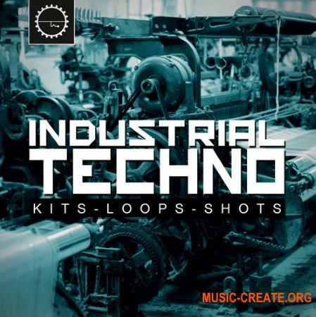 Industrial Strength Industrial Techno (MULTiFORMAT) - сэмплы Techno
