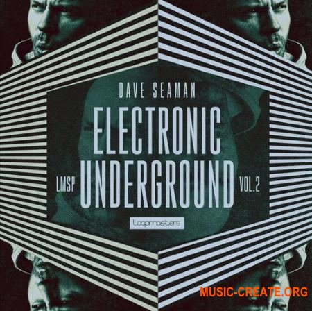 Loopmasters Dave Seaman Electronic Underground Vol 2 (MULTiFORMAT) - сэмплы House, Electronic