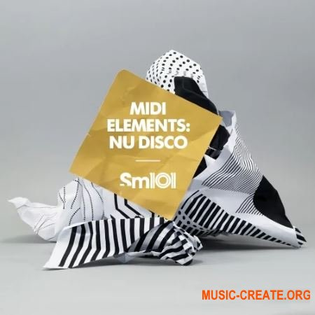 Sample Magic SM101 MIDI Elements Nu Disco (MIDI)