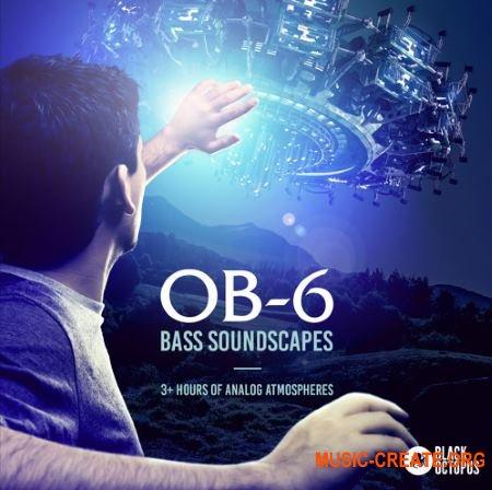 Black Octopus Sound OB6 Bass Soundscapes (WAV) - сэмплы Ambient