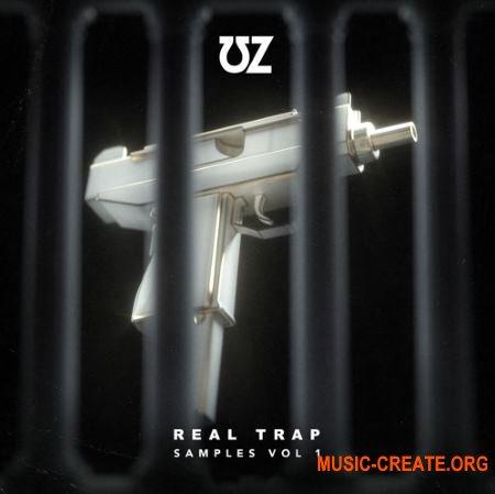 Splice Sounds UZ - Real Trap Samples Vol. 1 (WAV) - сэмплы Trap