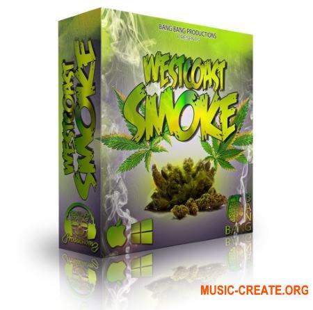 Bang Bang Productions West Coast Smoke (WAV) - сэмплы West Coast, Hip Hop