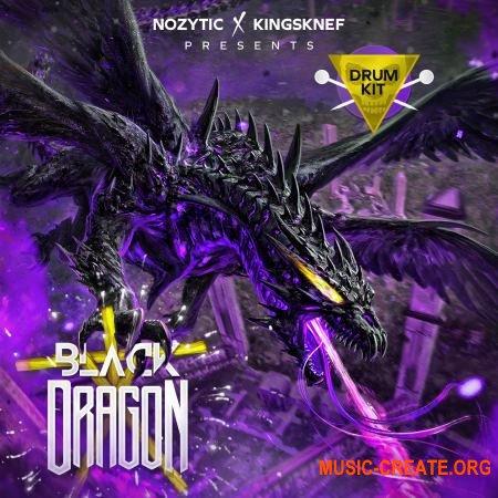 Nozytic Music Black Dragon (WAV) - сэмплы Hip Hop, Trap