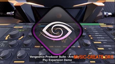 Vengeance Avenger Expansion Pack PSY (Avenger Presets)