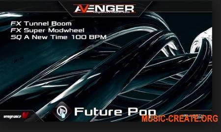 Vengeance Avenger Expansion Pack Future Pop (Avenger Presets)