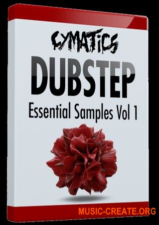 Cymatics Dubstep Essential Samples Vol.1 (WAV) - сэмплы Dubstep