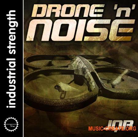Industrial Strength JQR Drone and Noise (MULTiFORMAT) - звуковые эффекты