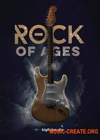 Big Fish Audio Rock Of Ages (WAV) - сэмплы электрогитары