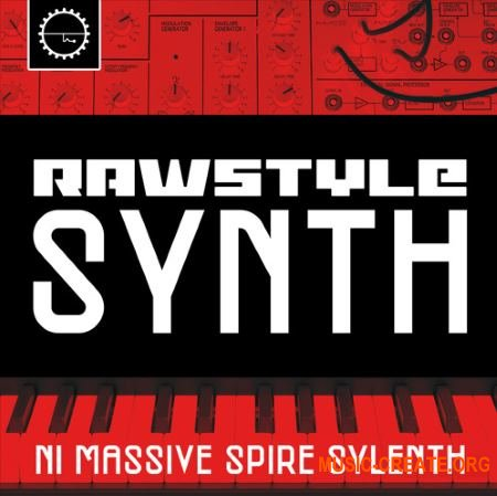 Industrial Strength Rawstyle Synths (Sylenth1 Massive SPiRE Presets)