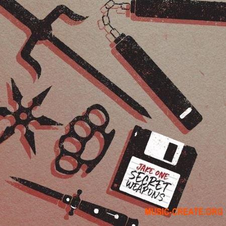 Snare Jordan Jake One Secret Weapons (WAV) - сэмплы Hip Hop, Rap