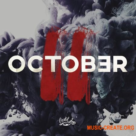 Cartel Loops OCTOBER 2 (WAV MiDi) - сэмплы Trap, Hip Hop, Urban