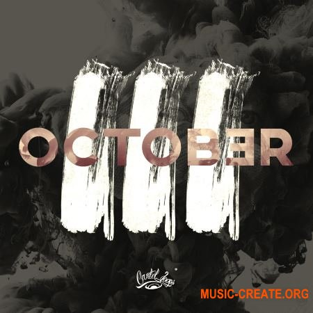Cartel Loops OCTOBER 3 (WAV MiDi) - сэмплы Trap, Hip Hop, Urban