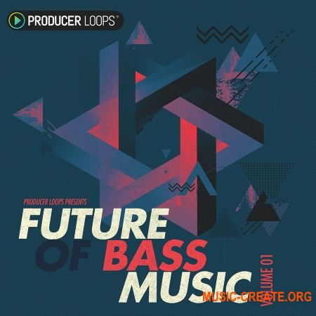 Producer Loops Future of Bass Music (MULTiFORMAT) - сэмплы Future Bass