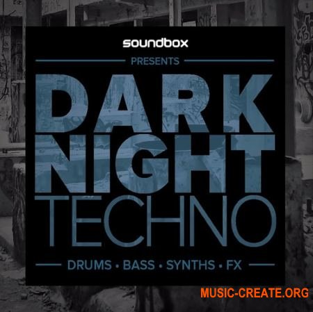 Soundbox Dark Night Techno (WAV) - сэмплы Techno