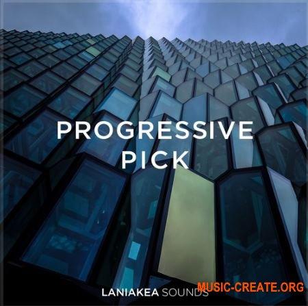 Laniakea Sounds Progressive Pick (WAV MiDi REVEAL SOUND SPiRE) - сэмплы Progressive Trance, Trance
