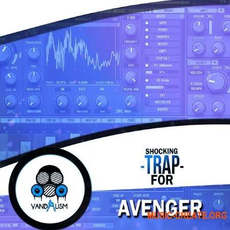 Vandalism Shocking Trap For Avenger (Avenger presets)