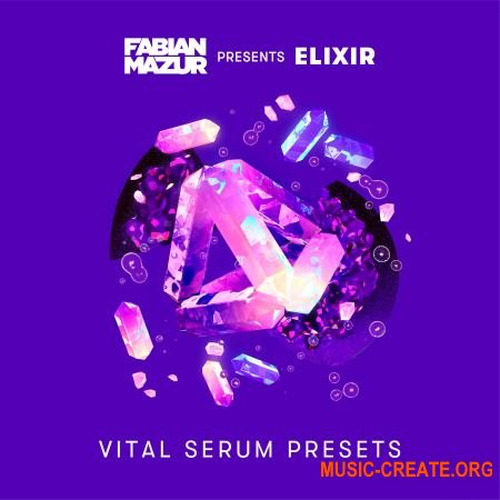 Splice Sound Fabian Mazur presents ELIXIR - Vital Serum Presets (Serum Presets)