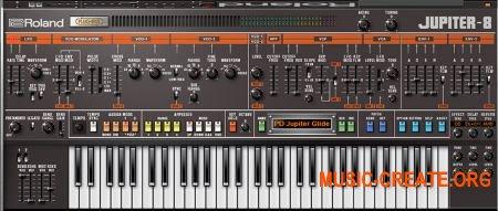 Roland JUPITER-8 v1.0.9 (Team R2R) - синтезатор