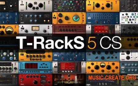 IK Multimedia T-RackS 5 Complete v5.0.1 WiN OSX (Team R2R) - сборка плагинов