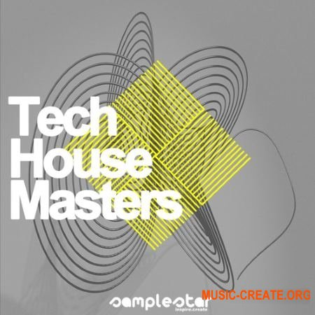 Samplestar Tech House Masters (WAV MiDi) - сэмплы Tech House