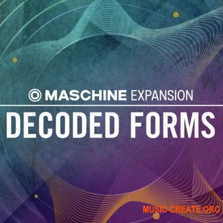 Native Instruments Decoded Forms Maschine Expansion WIN OSX - расширение для Maschine