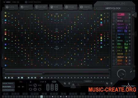 Sugar Bytes Obscurium v1.0.7 WIN OSX (Team R2R) - синтезатор