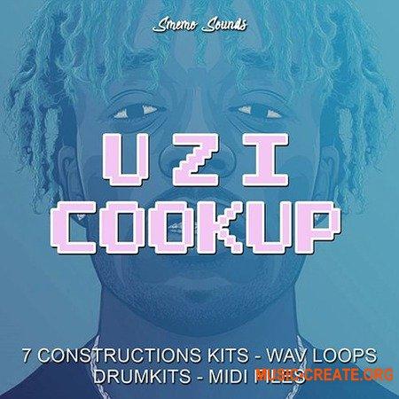 Smemo Sounds UZI Cookup (WAV MiDi) - сэмплы Trap, Hip Hop