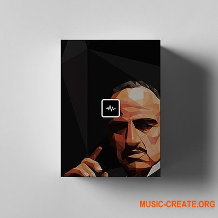 Josh Petruccio Godfather Drum Kit (WAV) - сэмплы ударных, Hip Hop, Trap