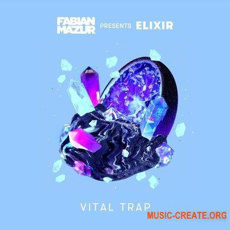 Splice Sounds Fabian Mazur Vital Trap (WAV) - сэмплы Trap