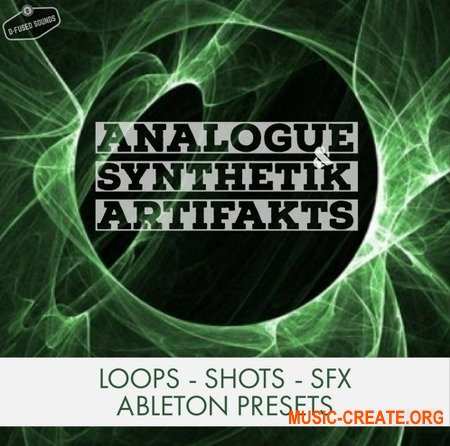 D-Fused Sounds Analogue and Synthetik Artifakts