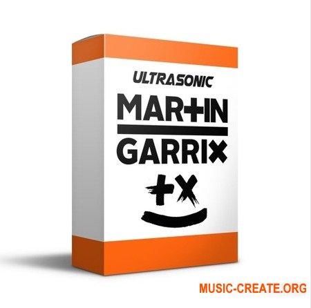 Ultrasonic Martin Garrix Essentials Vol.1 (WAV SYLENTH1 FLP) - сэмплы EDM