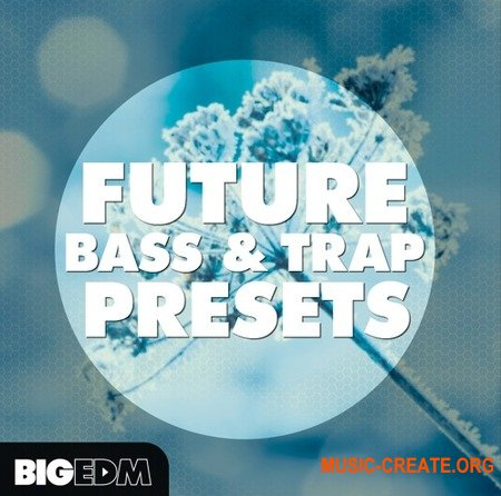 Big EDM Future Bass and Trap (Presets Sylenth1 Massive Spire Serum) - звуки Future Bass, Trap, Future Pop