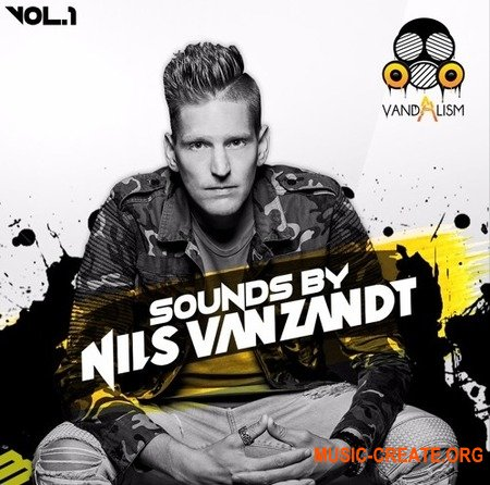 Vandalism Sounds By Nils Van Zandt