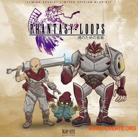 !llmind Blap Kits Special Limited Edition Phantasy Loops