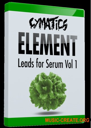 Cymatics Element Leads for Serum Vol.1 (SERUM PRESETS)