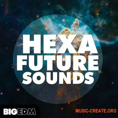 Big EDM Hexa Future Sounds (WAV MiD SERUM  SYLENTH1 SPiRE) - сэмплы Edm, Future House, House