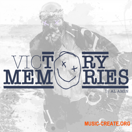 Al AMin Victory Memories (WAV MiDi) - сэмплы Trap, Hip Hop, Rap