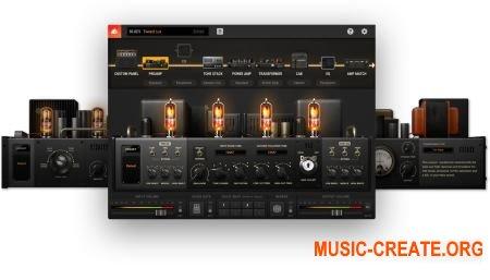 Positive Grid - BIAS Amp v1.3.0.1860 (Team R2R) - гитарный усилитель виртуальный