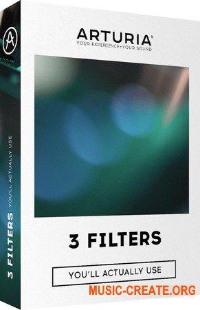 Arturia 3 Filters v1.0.0