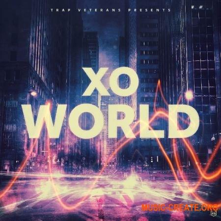Trap Veterans XO World (WAV MiDi) - сэмплы Trap