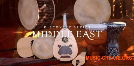 Native Instruments Discovery Series Middle East v1.0.0 (KONTAKT) - библиотека арабских, турецких, персидских музыкальных инструментов