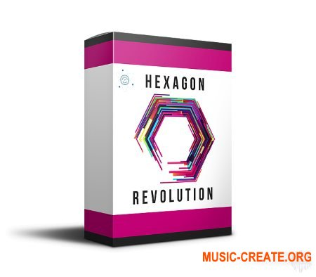 Evolution Of Sound Hexagon Revolution (MULTiFORMAT) - сэмплы Future House