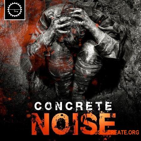 Industrial Strength Concrete Noise (WAV) - звуковые эффекты